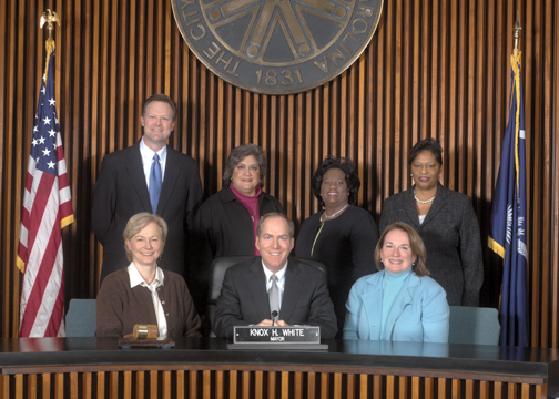 2005 to 2007 City Council