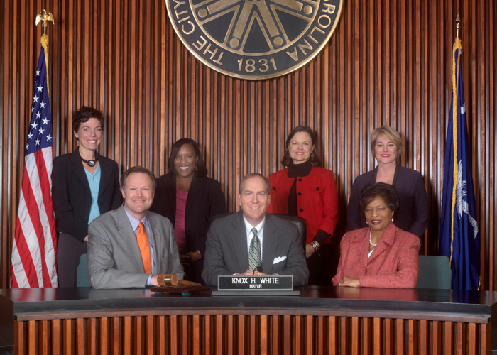 2009 to 2011 City Council