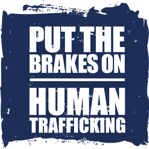 Icon: Put the Brakes on Human Trafficking