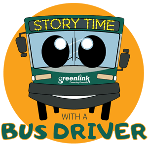 Storytime with a Bus Driver logo