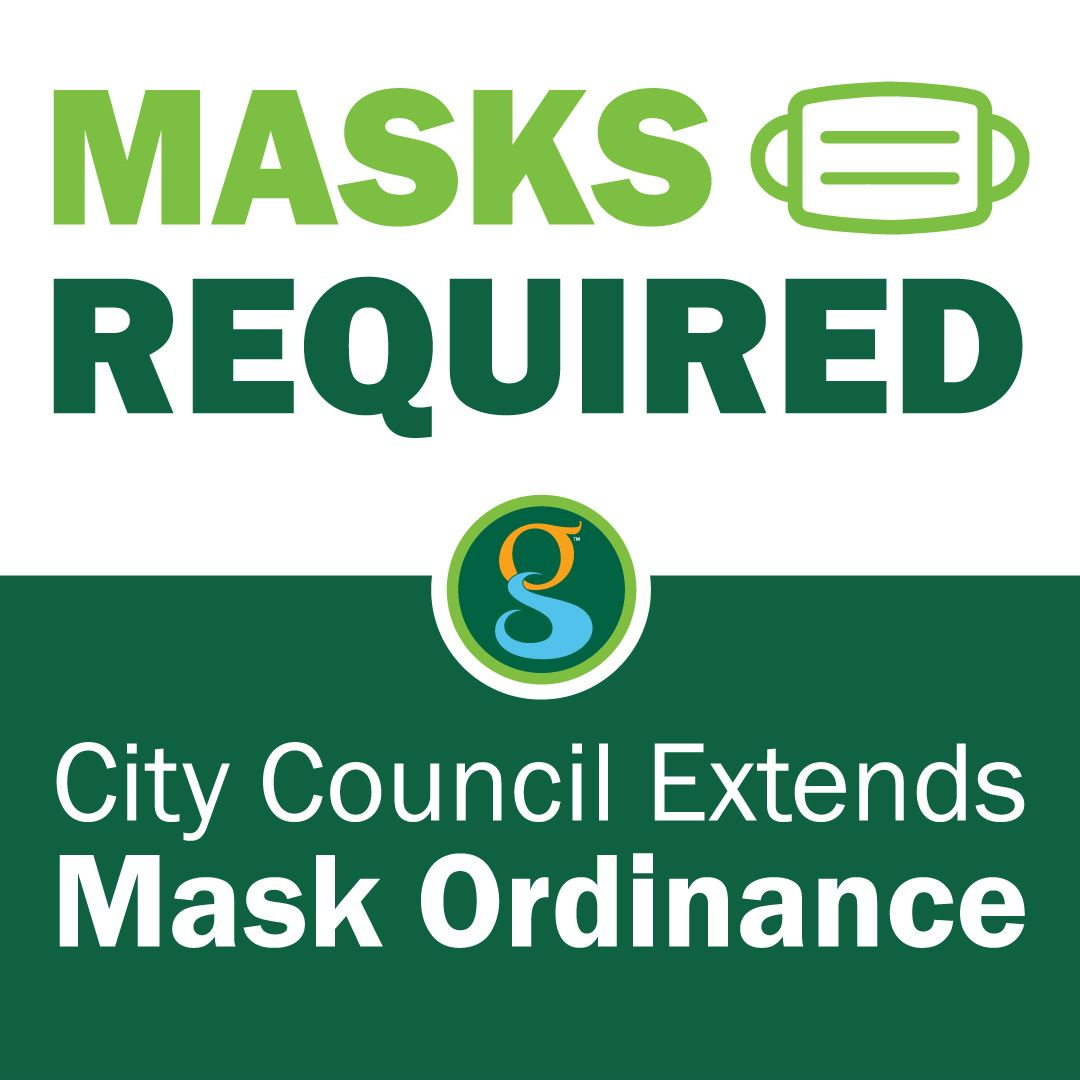 Graphic: Masks Required