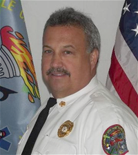 Fire Chief Stephen Kovalcik
